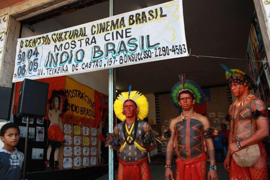 2 -Mostra Cine Índio Brasil